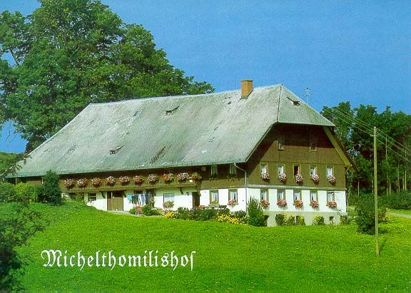 Michelthomilishof, 79856 Hinterzarten
